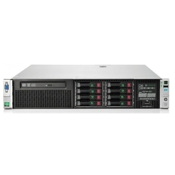 "Configurator HP Proliant DL380p G8, 8 SFF (2.5"") - 1 - Configurator Server  - 1 904 Lei"