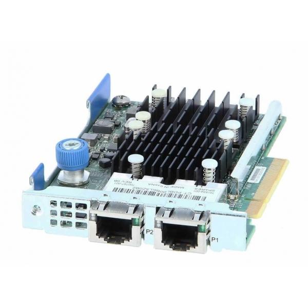 Placa retea server 10Gbps HPE 533FLR-T 700759-B21 - 1 - Placa Retea Server - 226,10lei