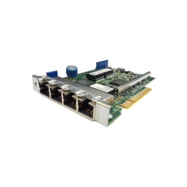 LOM HP 331LFR Broadcom BCM5719 1Gbps Quad Port RJ45 HP - 629135-B22 - 1 - Server Network Adapter - 142,80lei