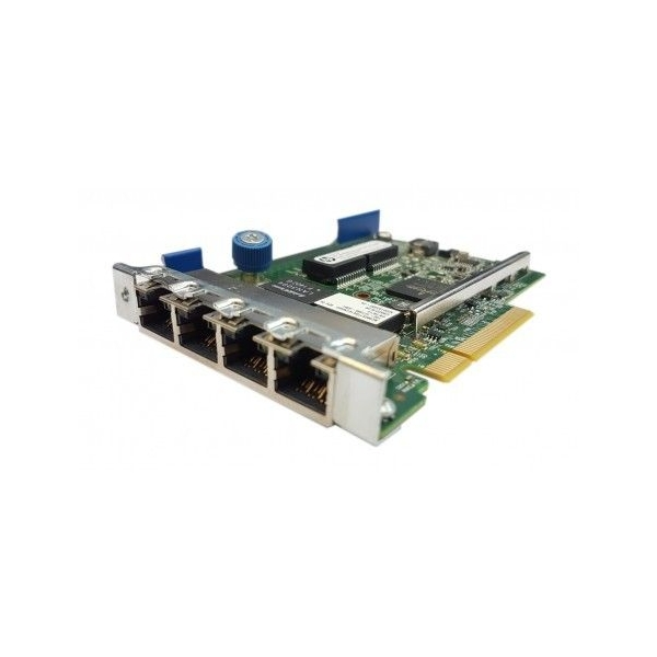 Placa retea server 1 Gbps Quad Port RJ45 HP331FLR - 629135-B22 - 1 - Server Network Adapter - 142,80 lei