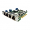Placa retea server 1 Gbps Quad Port RJ45 HP331FLR - 629135-B22 - 1 - Placa Retea Server - 116,62 lei