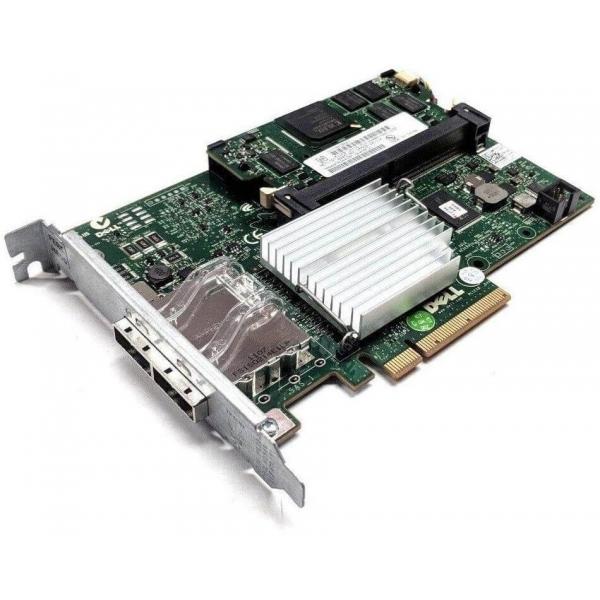Raid Controller Dell Perc H800 6GB/s SAS 512MB - Dell 0M764M - 1 - Raid Controller - 235,62lei