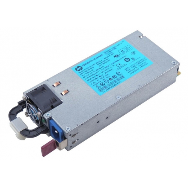 Sursa Alimentare 460W HP Proliant G8, Platinum Hot Plug - 643954-101, 643931-001 - 1 - Sursa alimentare - 192,19lei