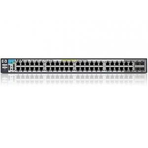 Switch HPE ProCurve 3500YL-48G-PoE+ 24G, 24 x 10/100/100/1000(PoE) + 4 x SFP, Management Layer 3 - J8693A