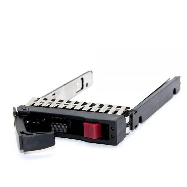 """Caddy HP 2.5"""" SFF Proliant DL360 G6, G7 / DL380 G6, G7, D2700, SAS SATA - 1 - Componente server - 57,12lei"""