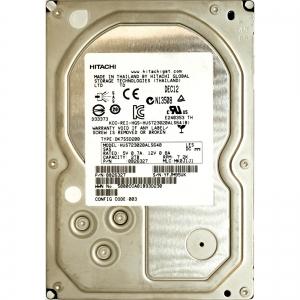 "Hard Disk Server 2TB SAS Hitachi HUS723020ALS640 Ultrastar 7K3000 3.5"" 6Gbps 7.2K - 1 - Hard Disk Server - 174,93lei"