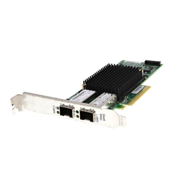 Network adapter HP NC552SFP ETHERNET 10GB 2-PORT SFP+ Full Hight - HP 614506-001 - 1 - Server Network Adapter - 354,03lei