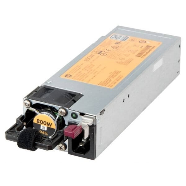 Power Supply 800W HP G9 G10 Platinum Plus - 1 - Server Power Supply - 357,00 lei