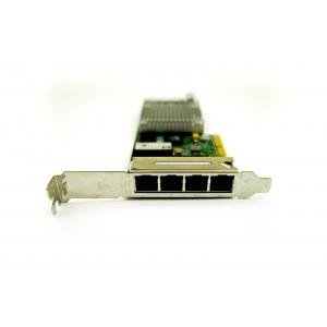 Placa Retea Server Ethernet 4 port Gigabit HP NC375T RJ45 Full Height - 538696-B21 - 2 - Placa Retea Server - 214,20lei