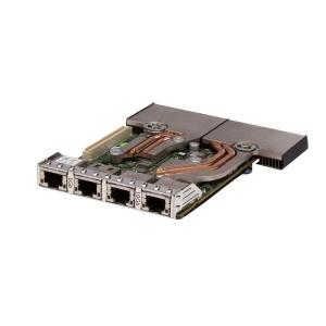 Placa Retea Server Ethernet 2 port 10Gbps, 2 port 1Gbps Dell G8RPD BCM57800 Daughter Card - 1 - Placa Retea Server - 402,22lei