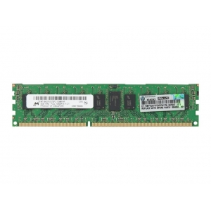 Memorie Server 4GB PC3-10600R DDR3 1Rx4 1333 MHz ECC Registered HP 647647-071 - 1 - Memorie Server - 67,35 lei