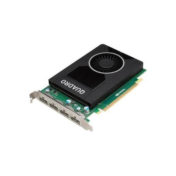 NVIDIA Quadro M2000, 4 GB, GDDR5 - 1 - Placa Grafica Workstation - 1.428,00lei