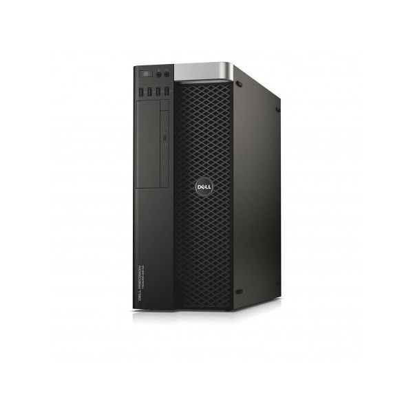 Dell Precision T3610 Refurbished Workstation Configurator (CTO), E5-2600 v1 or v2, 3 Yeass Warranty - 1 - Refurbished Workstatio