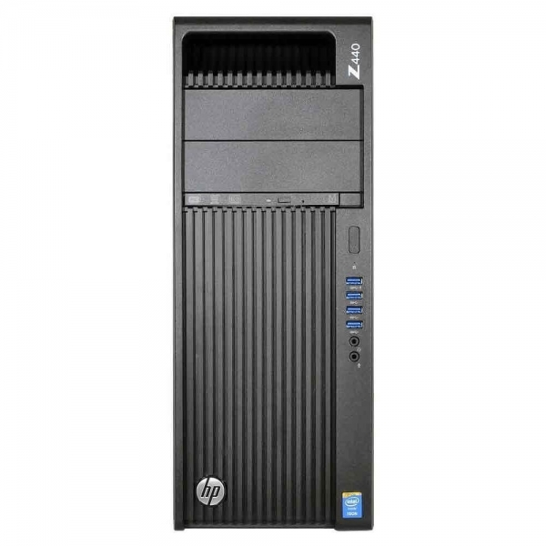 Configure To Order HP Z440 Workstation, 1 x Intel Xeon E5-1600/E5-2600 V3 sau V4, Max. 128GB DDR4,  2 Years Warranty - 1 - Works