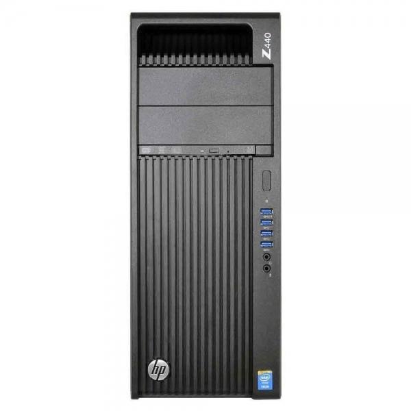 Configure To Order HP Z440 Workstation, 1 x Intel Xeon E5-1600/E5-2600 V3 sau V4, Max. 128GB DDR4,  3 Years Warranty - 1 - Works