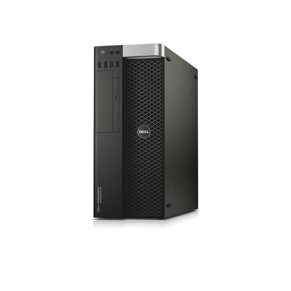 Configure To Order Dell T5610 Workstation, max. 2 x Intel Xeon E5-2600 v1 or v2, max. 128GB DDR3, 3 Yeasr Warranty - 1 - Worksta