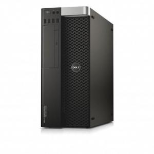 Configure To Order Dell T5610 Workstation, max. 2 x Intel Xeon E5-2600 v1 or v2, max. 128GB DDR3, 2 Yeasr Warranty - 1 - Worksta