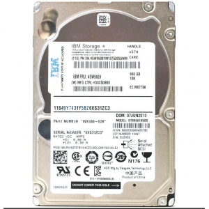 "Hard disk server Seagate Savvio ST9900705SS , 900GB, SAS, 10K RPM, 2.5"" SFF - 1 - Hard Disk Server - 238,00 lei"