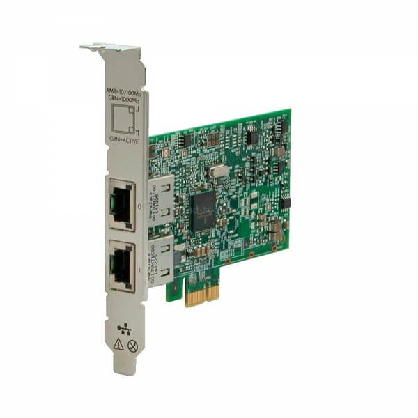 Placa Retea Server HPE Ethernet 1Gb 2-port 332T Adapter - 615732-B21 - 1 - Placa Retea Server - 154,70 lei