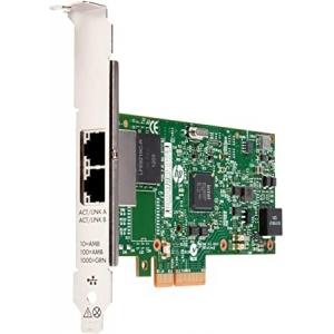 Placa Retea Server HPE Ethernet 1Gb 2-port 361T Adapter - 652497-B21 - 1 - Placa Retea Server - 172,55lei