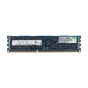Memorie Server 16 GB (1X16GB) 1333MHZ PC3L-10600 2RX4 CL9 DUAL RANK LOW VOLTAGE ECC REG - HP 647653-081, 664692-001 - 1 - Compon