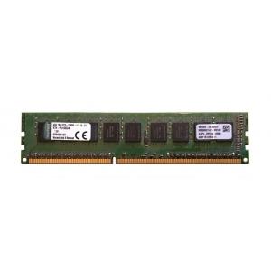 Memorie Server 4 GB 1Rx8 PC3L-12800E DDR3-1600 MHz Unbuffered  ECC - Kingston KTH-PL316ES/4G - 1 - Memorie Server - 151,73lei