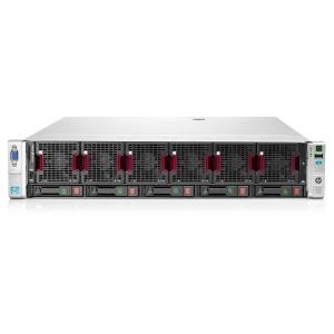 HP Proliant DL560 G8, 4 x Octa Core Xeon E5-4640 2.4GHz, 32GB, Smart Array P420i, 2 x 1200W - 1 - Server Refurbished - 3.165,40