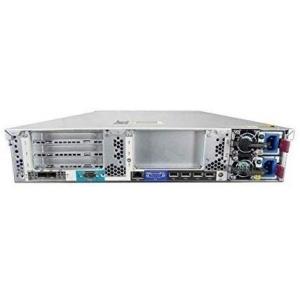 HP Proliant DL560 G8, 4 x Octa Core Xeon E5-4640 2.4GHz, 32GB, Smart Array P420i, 2 x 1200W - 3 - Server Refurbished - 3.165,40