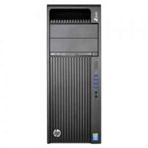 HP Z440, 1 x Intel Quad Core Xeon E5-1620 v3 3.5 GHz, 16 GB DDR4, 250GB SSD(NOU), nVidia Quadro K4200 4GB GDDR5, Win 10 Pro - 1