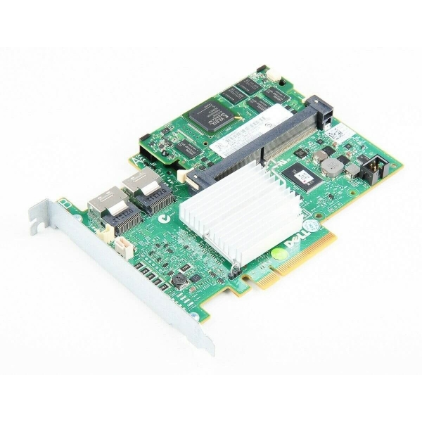 DELL PERC H700 6G SAS / 3G SATA - 512 MB Cache, PCI-E Adapter 0J9MR2 - 1 - Componente server - 380,80 lei