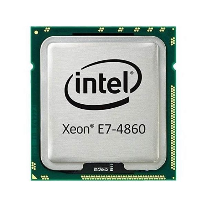 Procesor Server Intel Xeon E7-4860  2.2Ghz Ten Core LGA1567 130W - 1 - Server CPU - 96,39lei