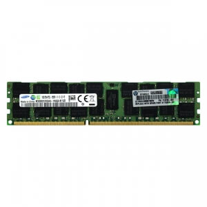 Memorie Server 8 GB 1Rx4 PC3-12800R DDR3-1600 REG ECC CL11 - HP 647651-081 Smart Memory - 1 - Memorie Server - 166,60 lei