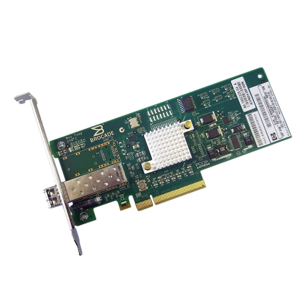 HBA HP AP769A Single Port - 8Gbps SFP Full Height + Modul SFP - 1 - Placa Retea Server - 223,13 lei