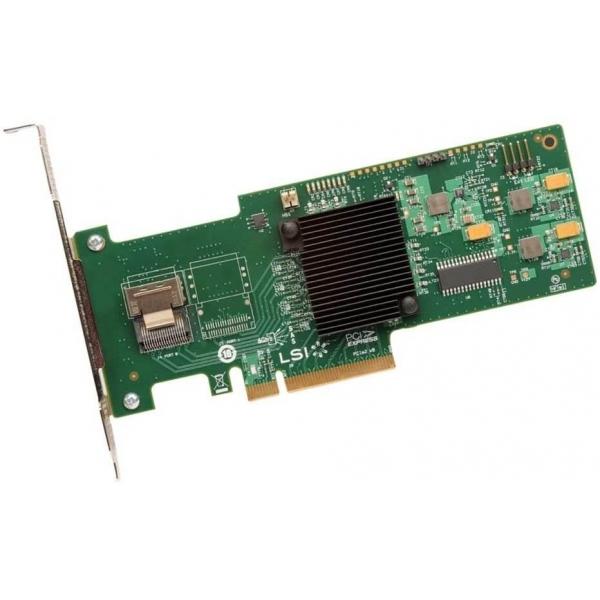 Raid Controller LSI Logic MegaRAID SAS 9240-4i - 1 - Raid Controller - 318,92lei