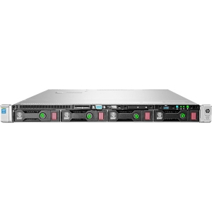 HP ProLiant DL360 G9, 4 LFF, 2 x Octa Core Xeon E5-2620 v3 2.4 GHz, 32 GB DDR3 RAM, SmartArray P440ar, 2 x 1400W, 2 Ani Garantie