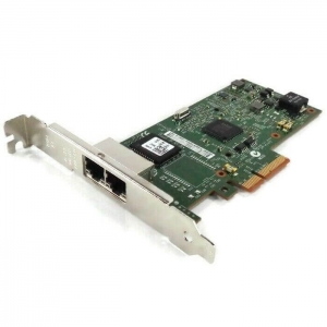 Placa Retea Server 1 Gbps Ethernet Dual Port Dell Intel I350-T2 - 424RR - 1 - Placa Retea Server - 119,00 lei