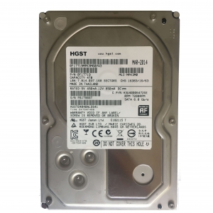 "Hard disk server 4TB SATA 7.2k 3.5"" HGST Ultrastar 7K4000 HUS724040ALE641 - 1 - Hard Disk Server - 465,89lei"
