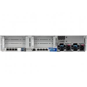 "CTO HP Proliant DL380 G9, 24 x 2.5"" SFF, 2 x E5-2600 v3/v4, DDR4, Smart Array SAS/SATA, 2 x PSU, 2 ani garantie - 3 - Refurbishe"