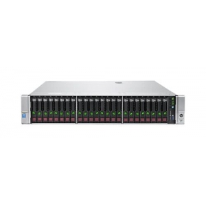 "Configurator HP Proliant DL380 G9, 24 x 2.5"" SFF, 2 x E5-2600 v3/v4, DDR4, Smart Array SAS/SATA, 2 x PSU, 2 ani garantie - 1 - S"