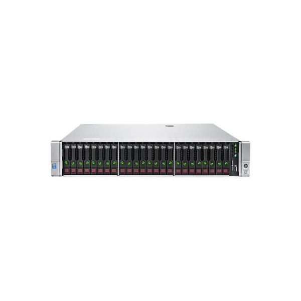 "CTO HP Proliant DL380 G9, 24 x 2.5"" SFF, 2 x E5-2600 v3/v4, DDR4, Smart Array SAS/SATA, 2 x PSU, 2 ani garantie - 1 - Refurbishe"
