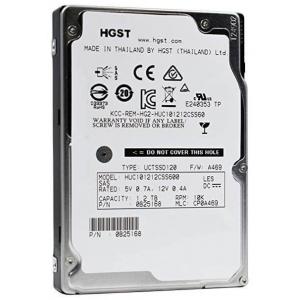 Hard Disk Server 1.2TB SAS 10k 6Gbps HGST Ultrastar C10K1200 HUC101212CSS600 - 1 - Hard Disk Server - 654,50lei