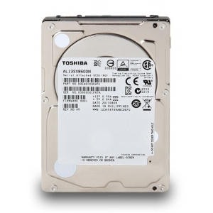 Hard Disk Server 600GB 2.5 inch 6Gbps 15K RPM Toshiba AL13SXB600N - 1 - Hard Disk Server - 367,35 lei