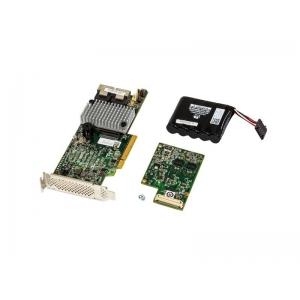 Raid Controller LSI MegaRAID SAS 9271-8i 6G SAS 1Gb Cache Low Profile - 1 - Server Components - 1.422,05lei