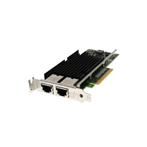Placa Retea Server Intel X540-T2 Dual Port 10Gb Ethernet RJ45 Low Profile - 1 - Server Network Adapter - 730,30 lei