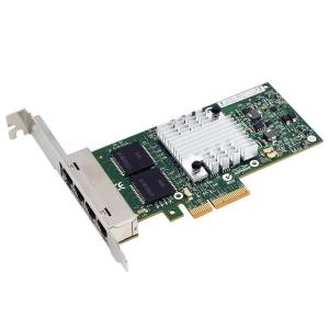 Placa retea Intel I340 Quad Port 1Gbps - IBM 49Y4242 ( High Profile) - 1 - Server Network Adapter - 259,42lei