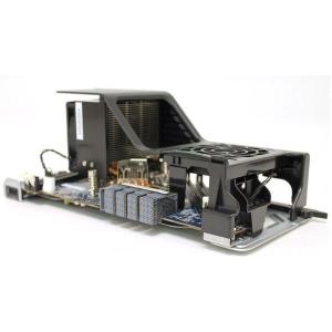 Riser CPU 2 Fan + Heatsink HP Z620 - 689471-001 - 2 - Heatsink/Cooler Workstation - 1.130,50lei
