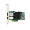 Adaptor HBA IBM EMULEX Lpe 12002 DP 8Gbps SFP Full Hight - 1 - Placa Retea Server - 226,10lei