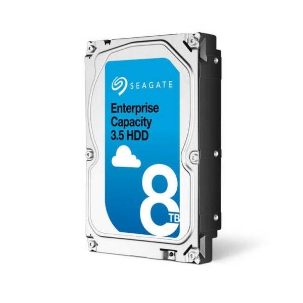 "Hard disk server 8TB SAS 12Gbps 256MB 3.5"" 7.2k rpm Seagate Exos X10 ST8000NM0156 - 1 - Hard Disk Server - 1.188,81lei"
