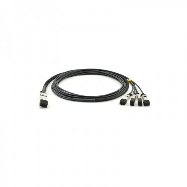 Cablu DAC Pasiv QSFP (40Gbps) la 4 x SFP+ (10Gbps) Passive Copper Splitter Cable, 5m - Cisco QSFP-4SFP10G-CU5M - 1 - Accesorii P
