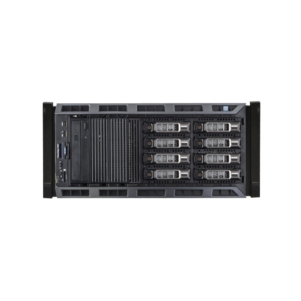 Dell PowerEdge T620 Rack, 8 LFF Configurator (Configure To Order), 2 x E5-2600 v1/v2, Perc SAS/SATA , 2 x PSU, 2 Ani Garantie -